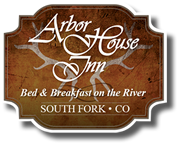 Arbor House Inn Bed & Breakfast on the River Logo