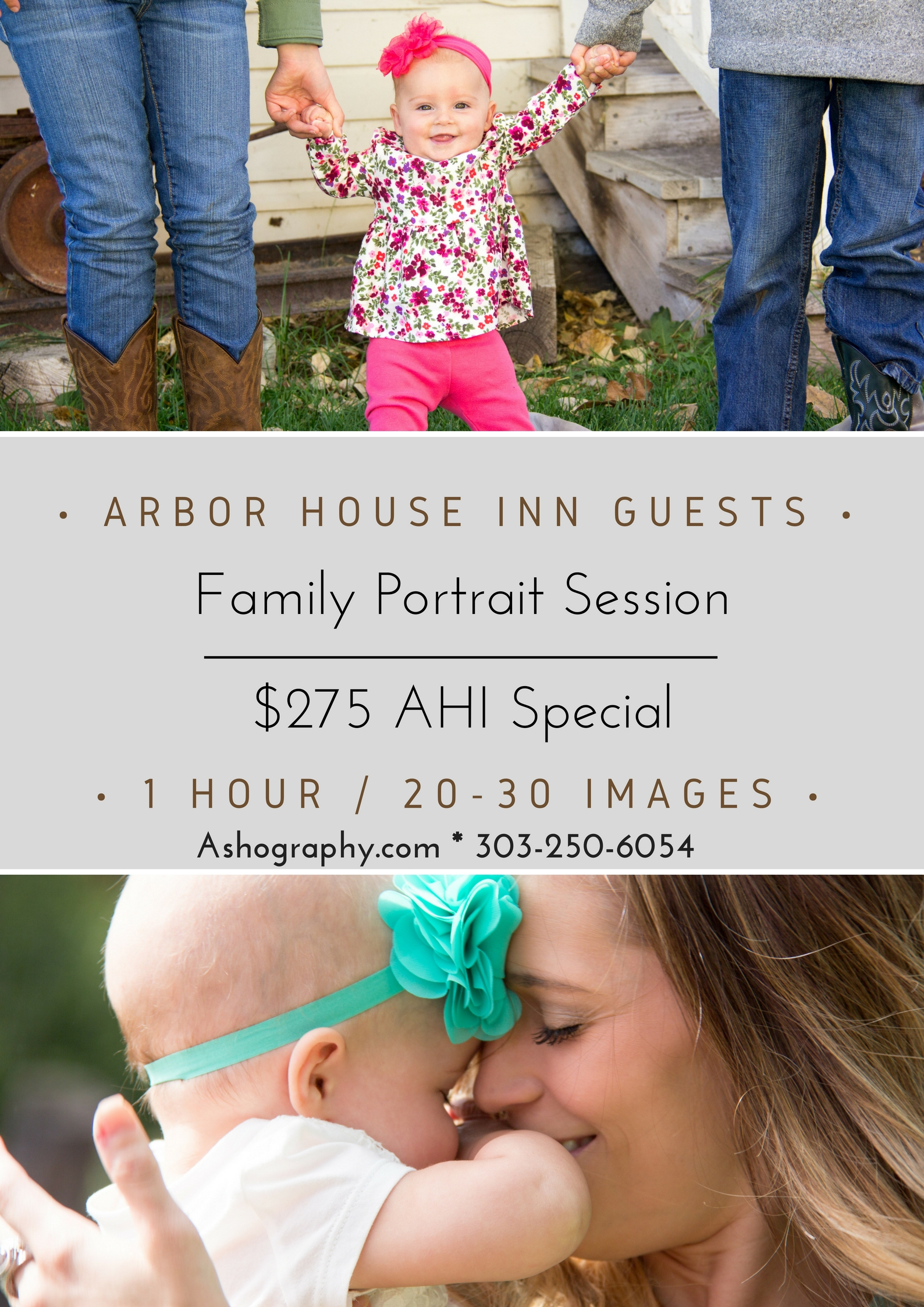 information on family portraits in south fork colorado